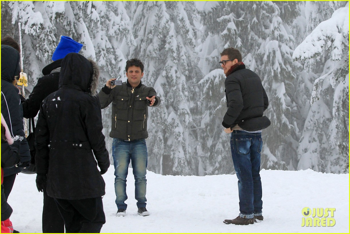 michael buble luisana lopilato snowy sweethearts 162781643