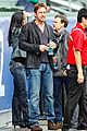 gerard butler mls cup with david beckham 18