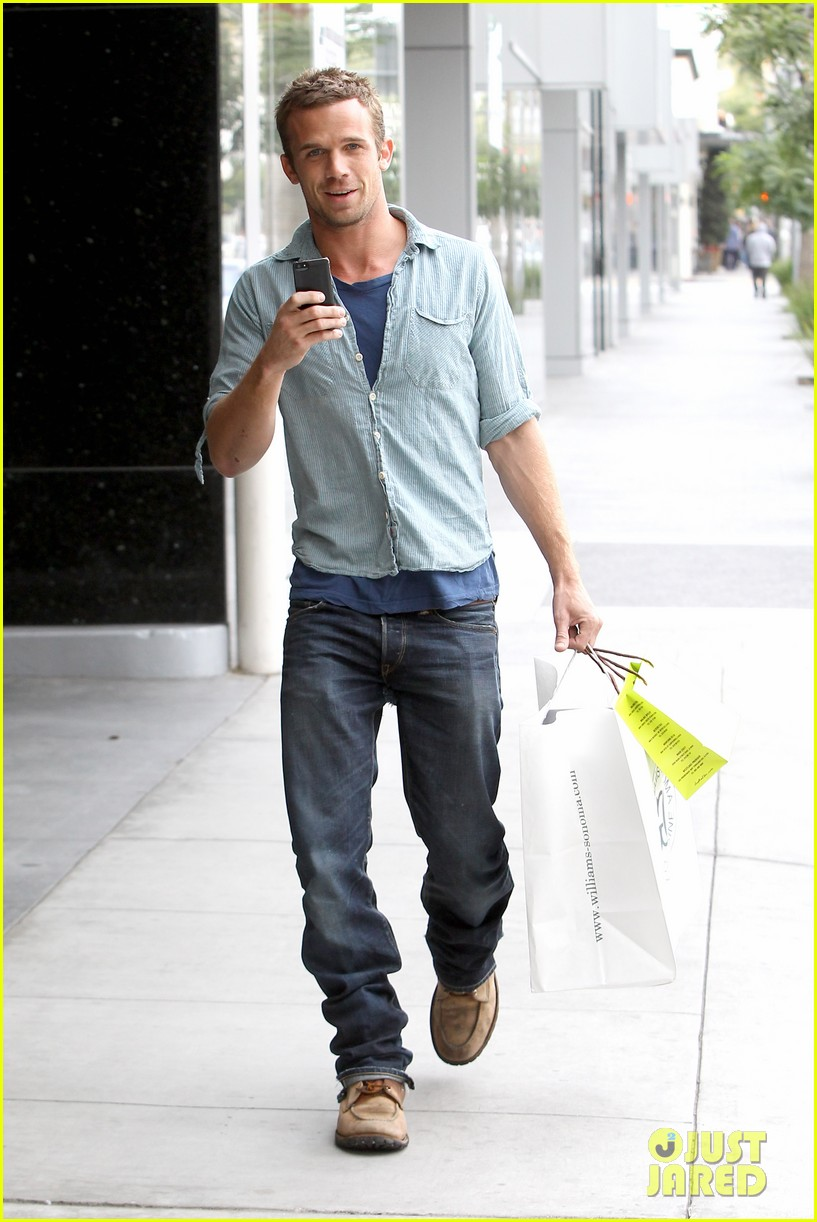 cam gigandet williams sonoma gift run 052780542