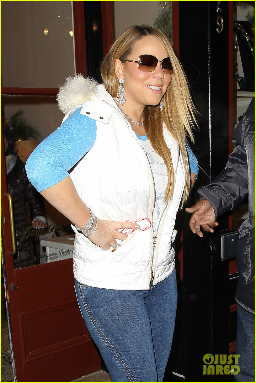 mariah carey shopping in aspen 042779250