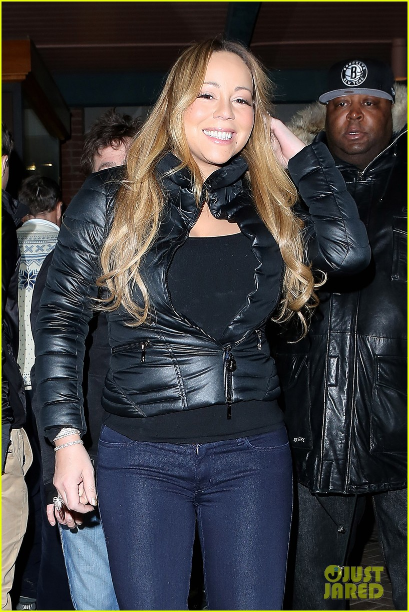 mariah carey im not letting anyone touch presents until christmas day 012780233