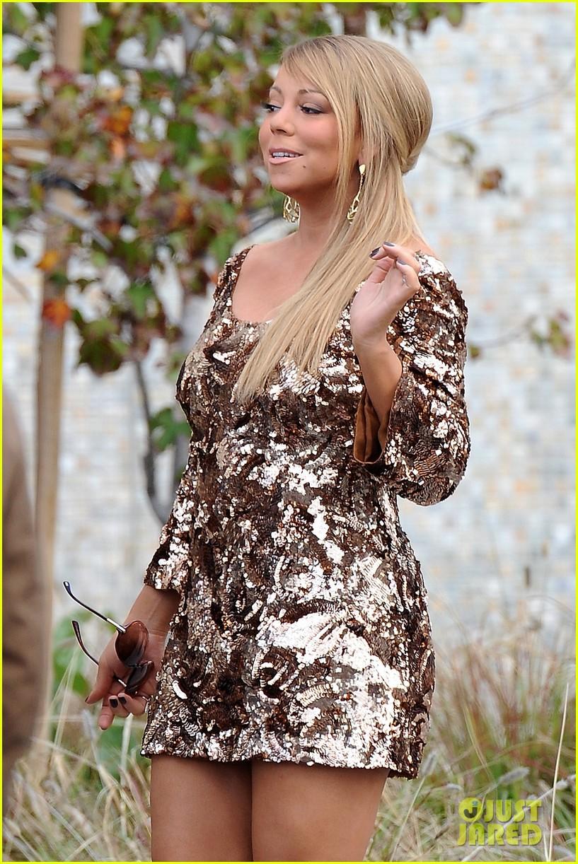 mariah carey american idol hollywood round day two 082775527
