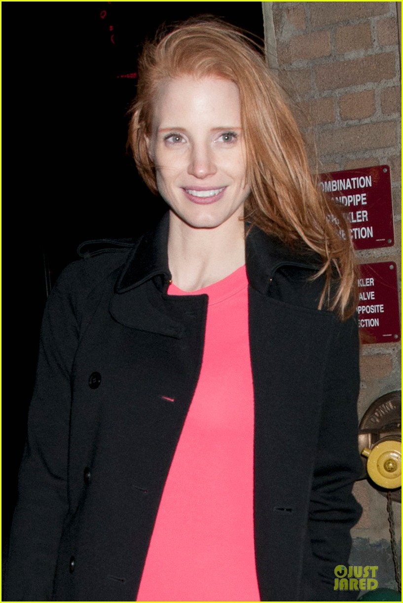 jessica chastain lost it during zero dark thirty filming 042778239