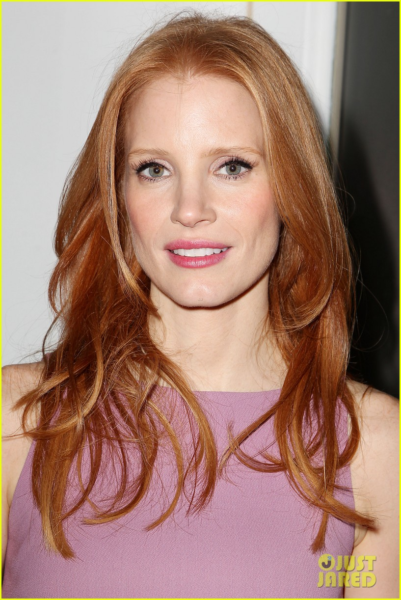 jessica chastain zero dark thirty celebration lunch 042770465