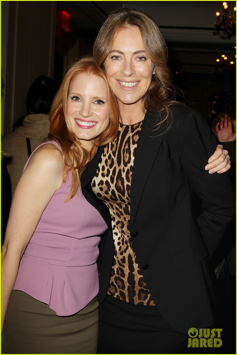 jessica chastain zero dark thirty celebration lunch 09