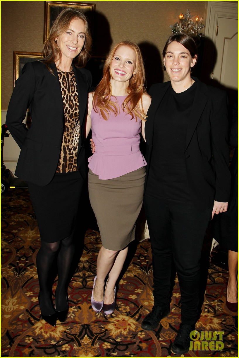 jessica chastain zero dark thirty celebration lunch 17