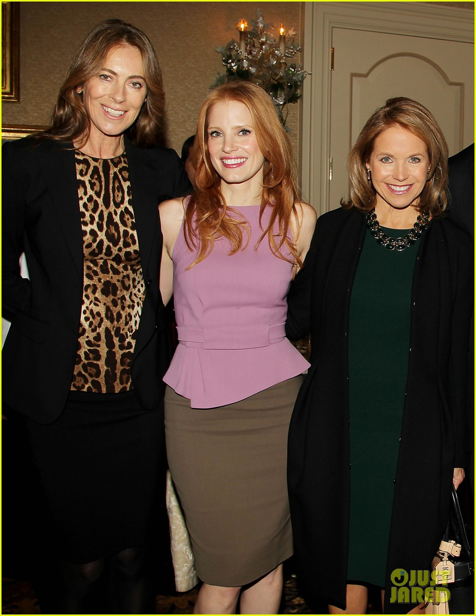 jessica chastain zero dark thirty celebration lunch 28