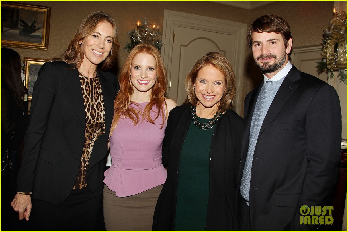jessica chastain zero dark thirty celebration lunch 292770490