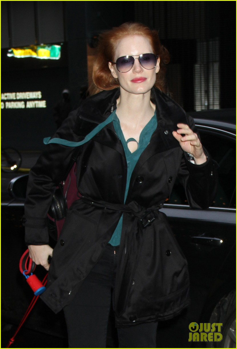 jessica chastain missing three heiress performances for award season 022781377