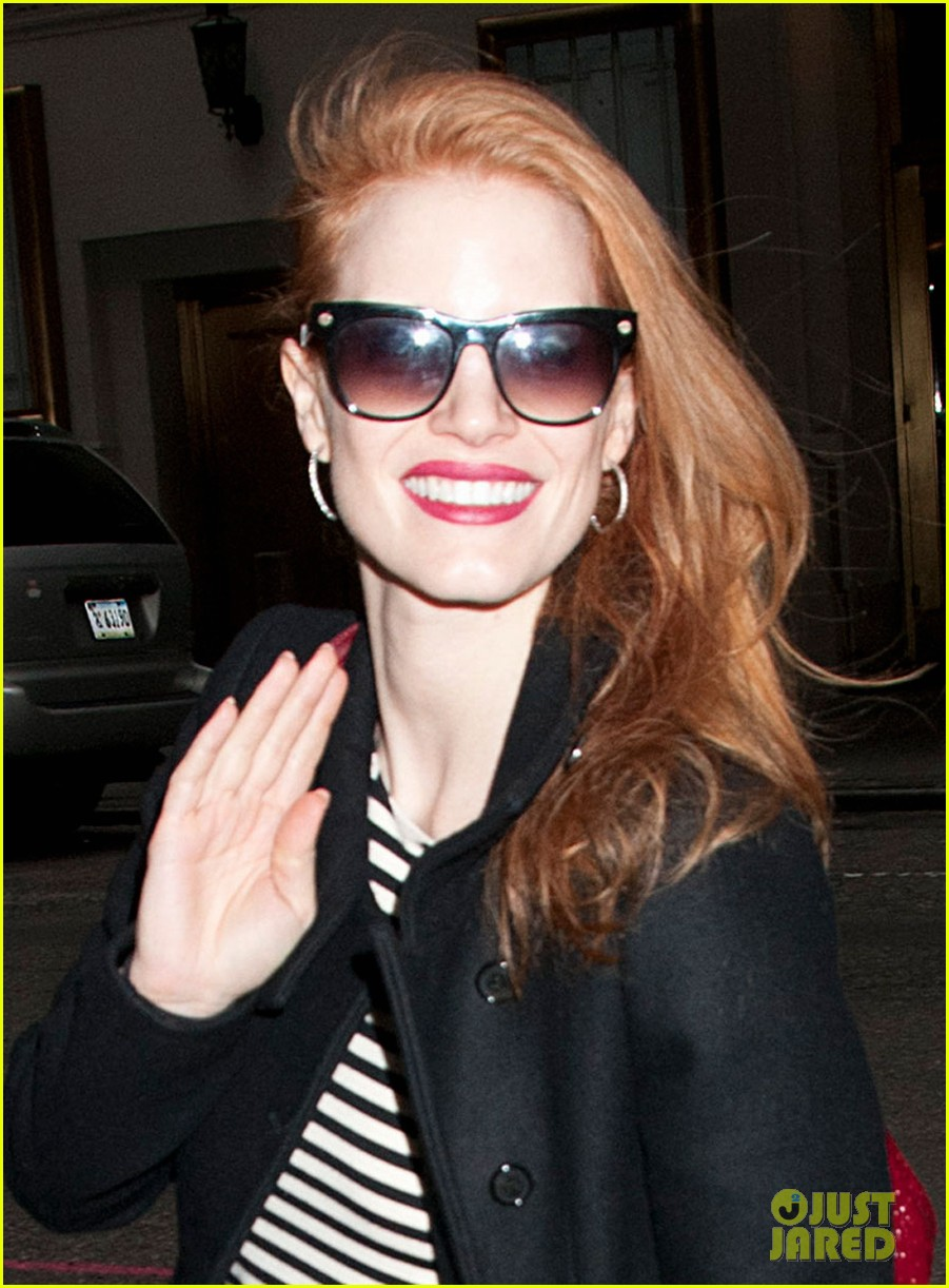 jessica chastain not joining good people film exclusive 042781125