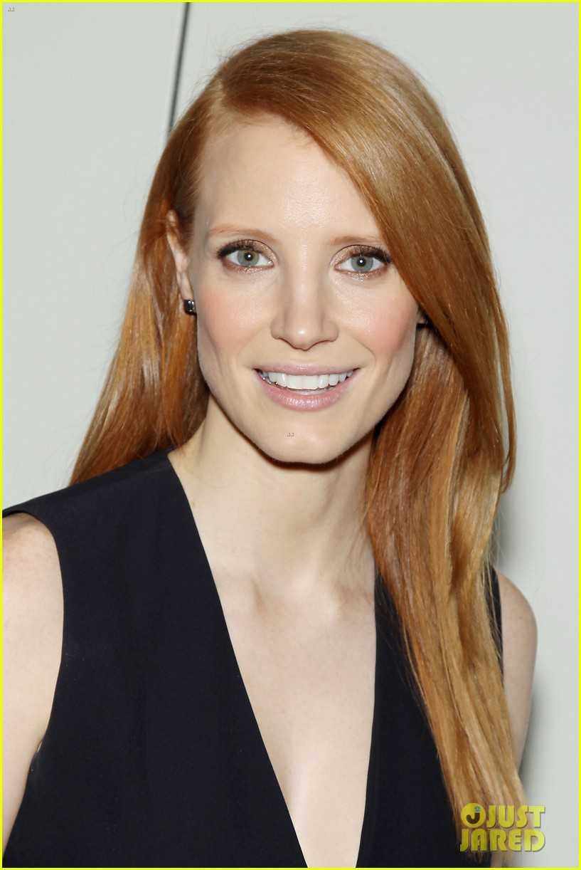 jessica chastain zero dark thirty screening with al pacino 182777839