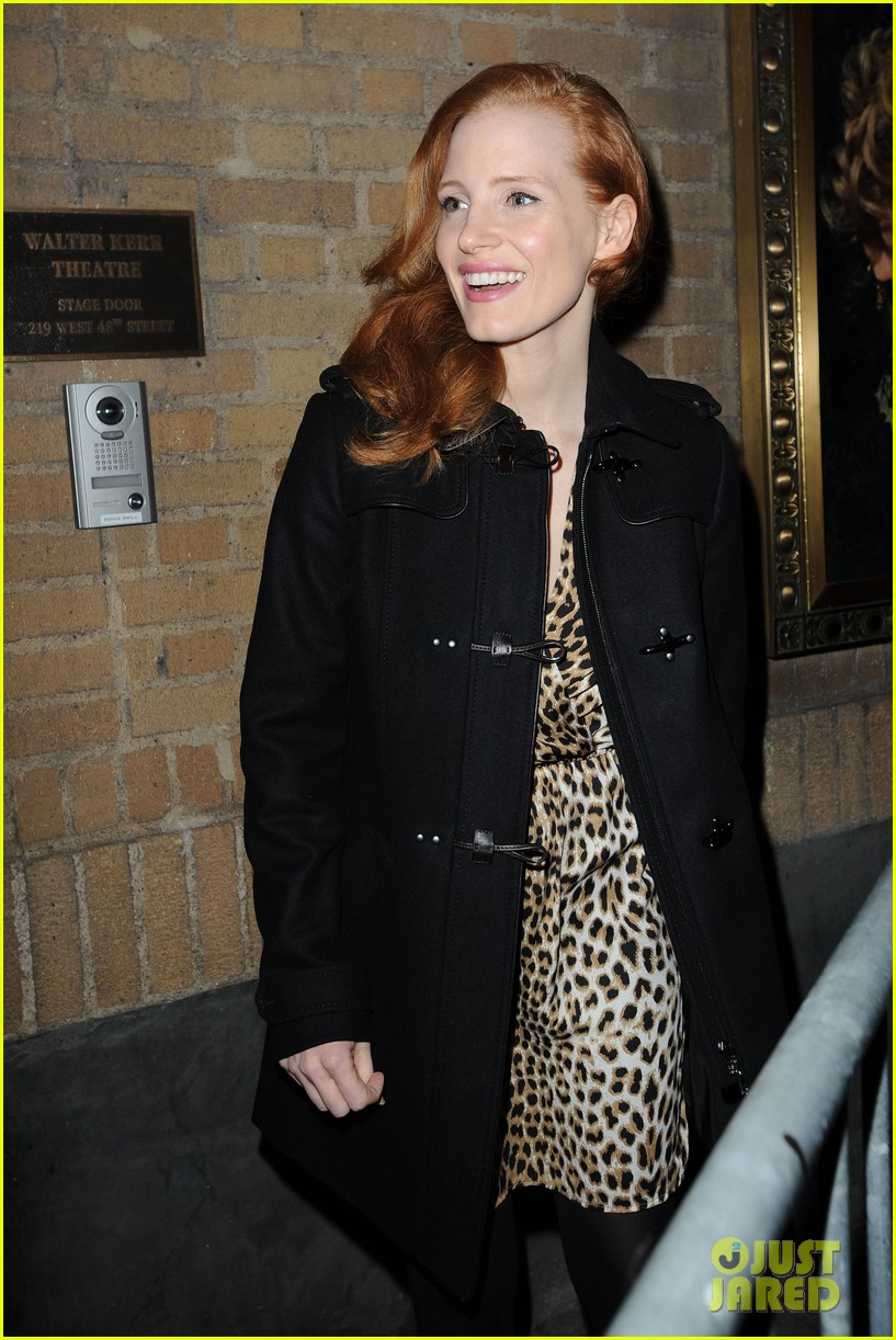 jessica chastain joining good people with james franco 132779930