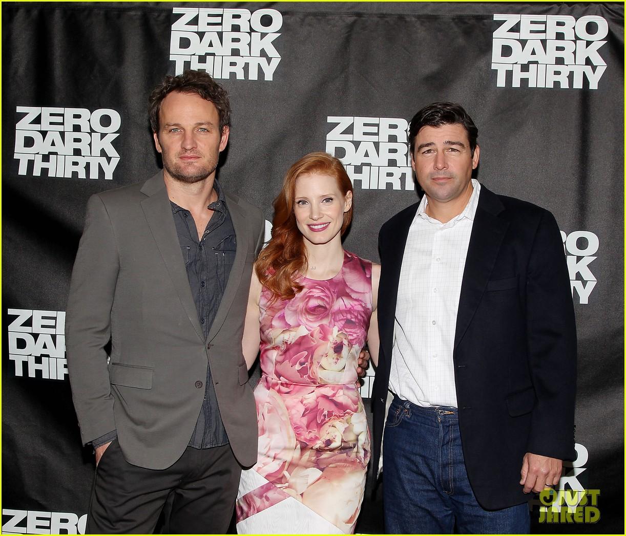jessica chastain zero dark thirty promo in new york 082769027