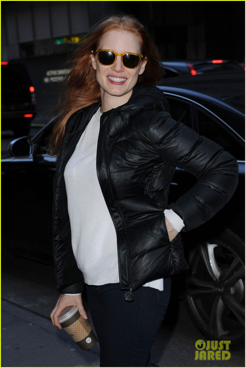 jessica chastain sunday show smiles 042782527