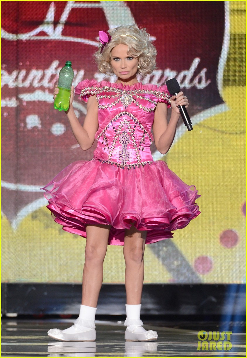 kristin chenoweth honey boo boo on acas 012773844