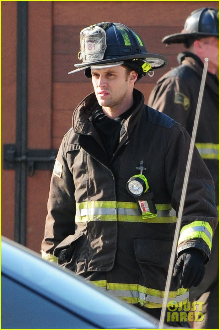 chicago fire filming 022767482