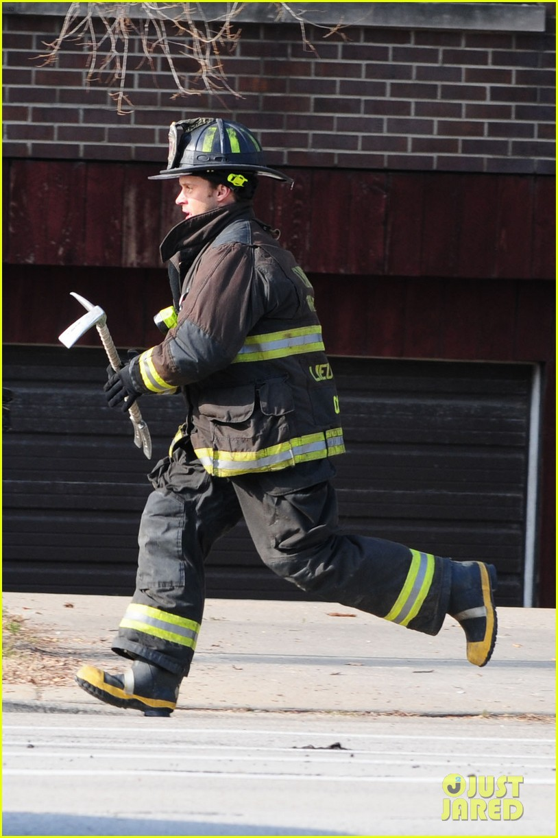 chicago fire filming 042767484