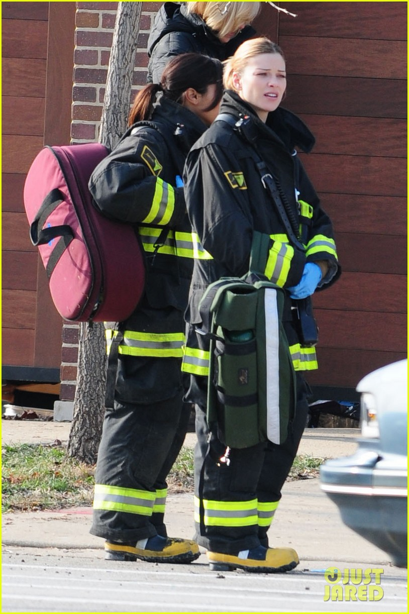 chicago fire filming 052767485