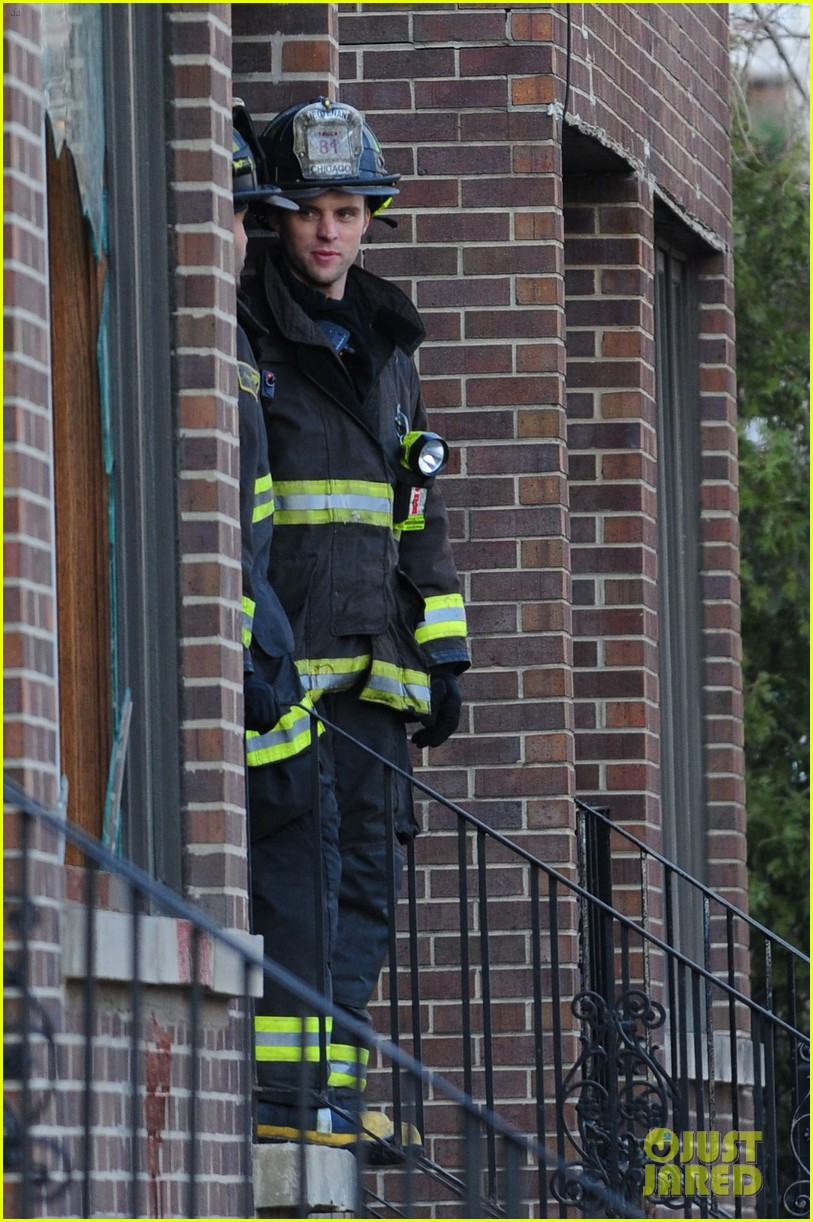 chicago fire filming 102767490