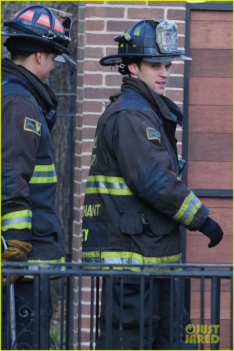 chicago fire filming 14