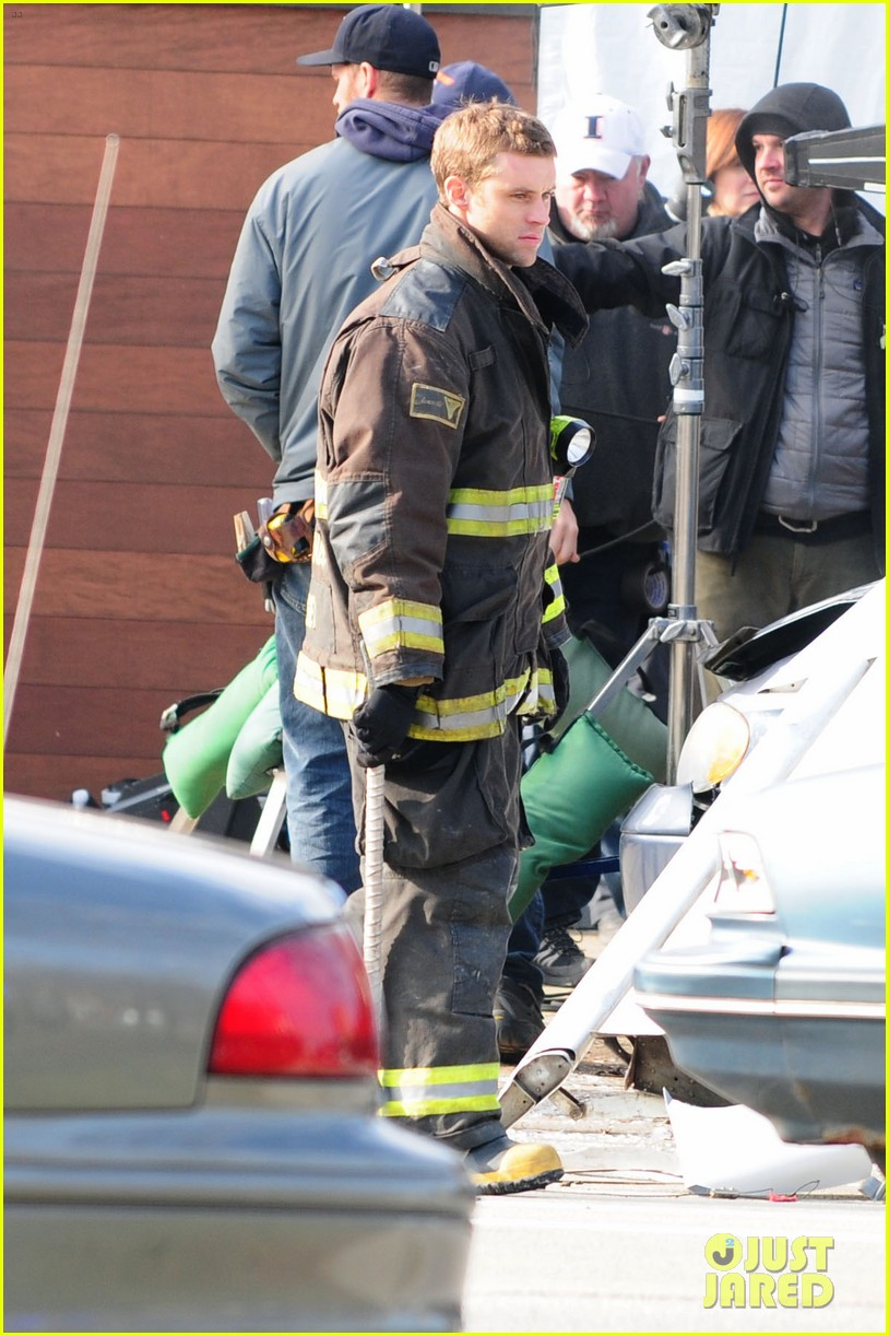 chicago fire filming 16