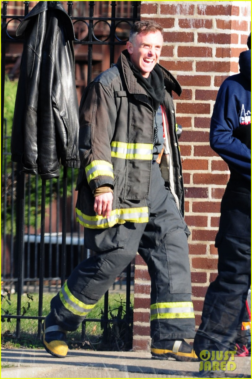 chicago fire filming 192767499