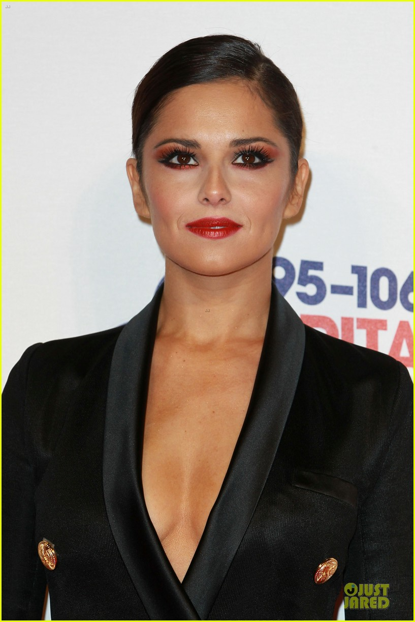 cheryl cole jingle bell ball attendee 14