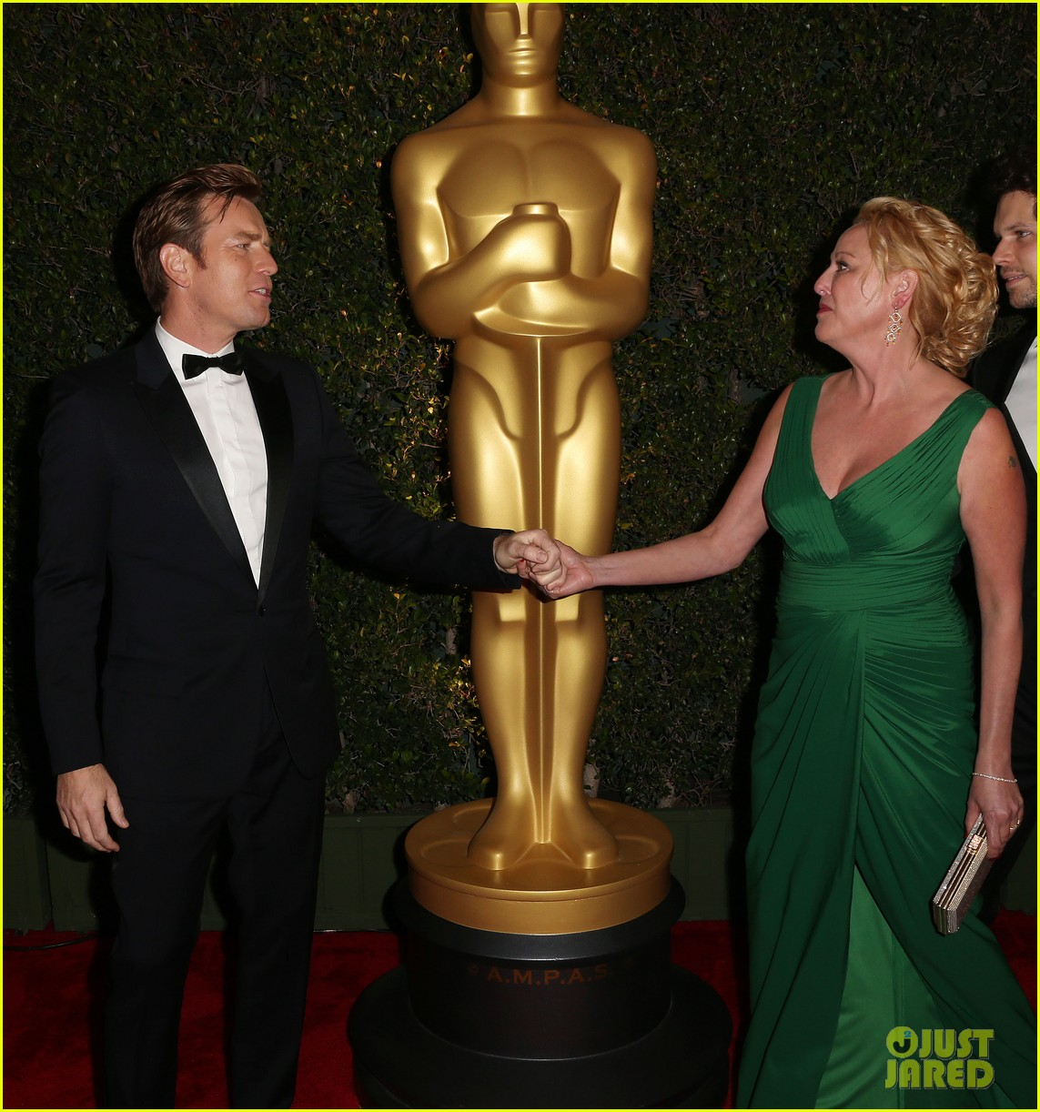 bradley cooper amy adams governors awards 2012 262767756