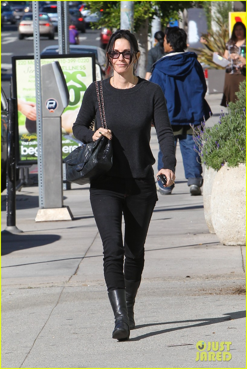 courteney cox cougar town filming 042779451