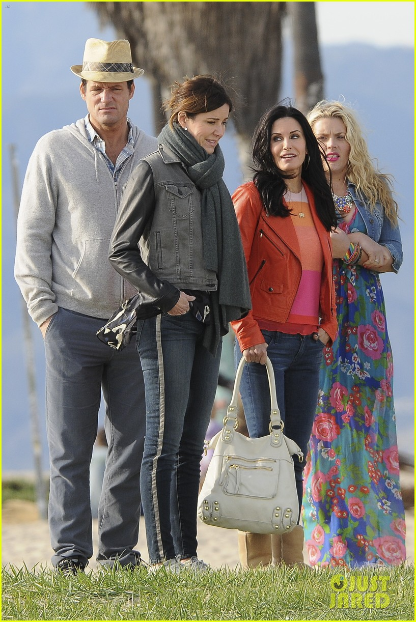 courteney cox cougar town filming 192779466