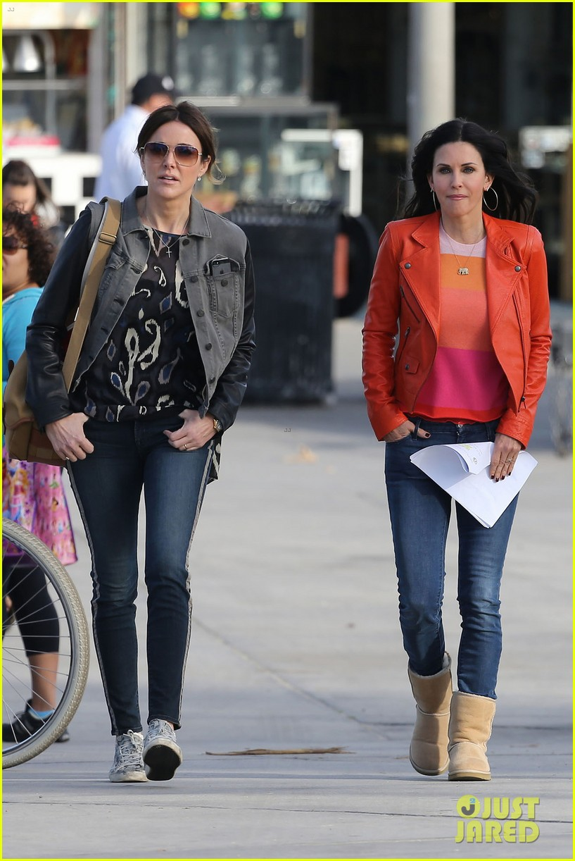 courteney cox cougar town filming 272779474