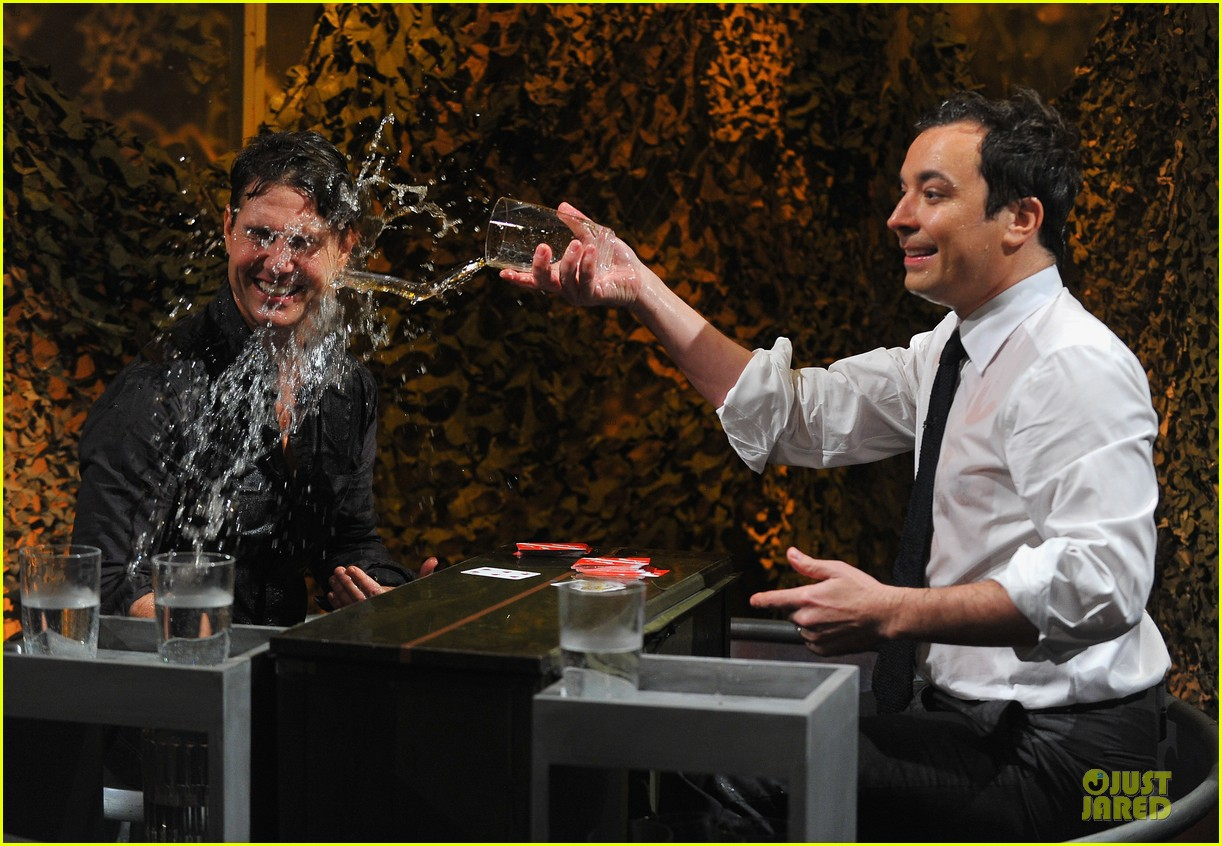 tom cruise water war with jimmy fallon 052778080