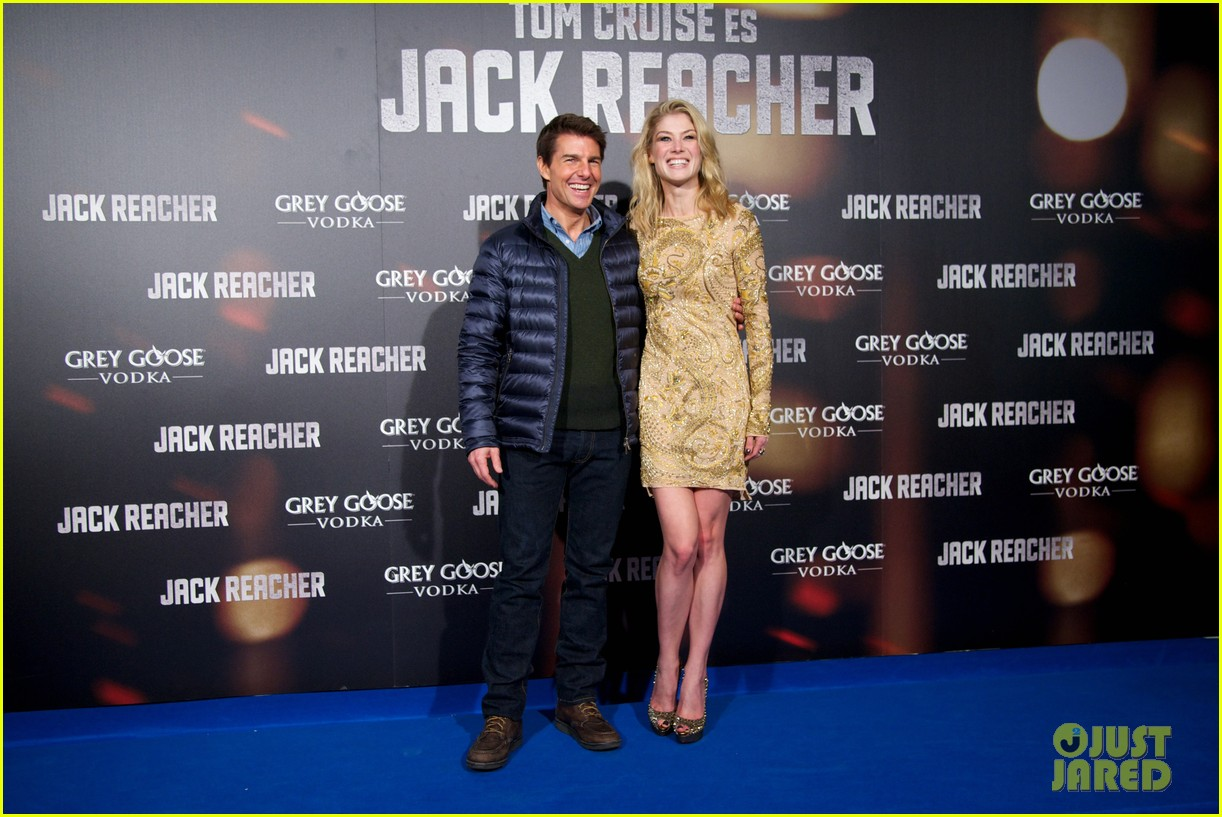 tom cruise rosamund pike jack reacher madrid premiere 232775482