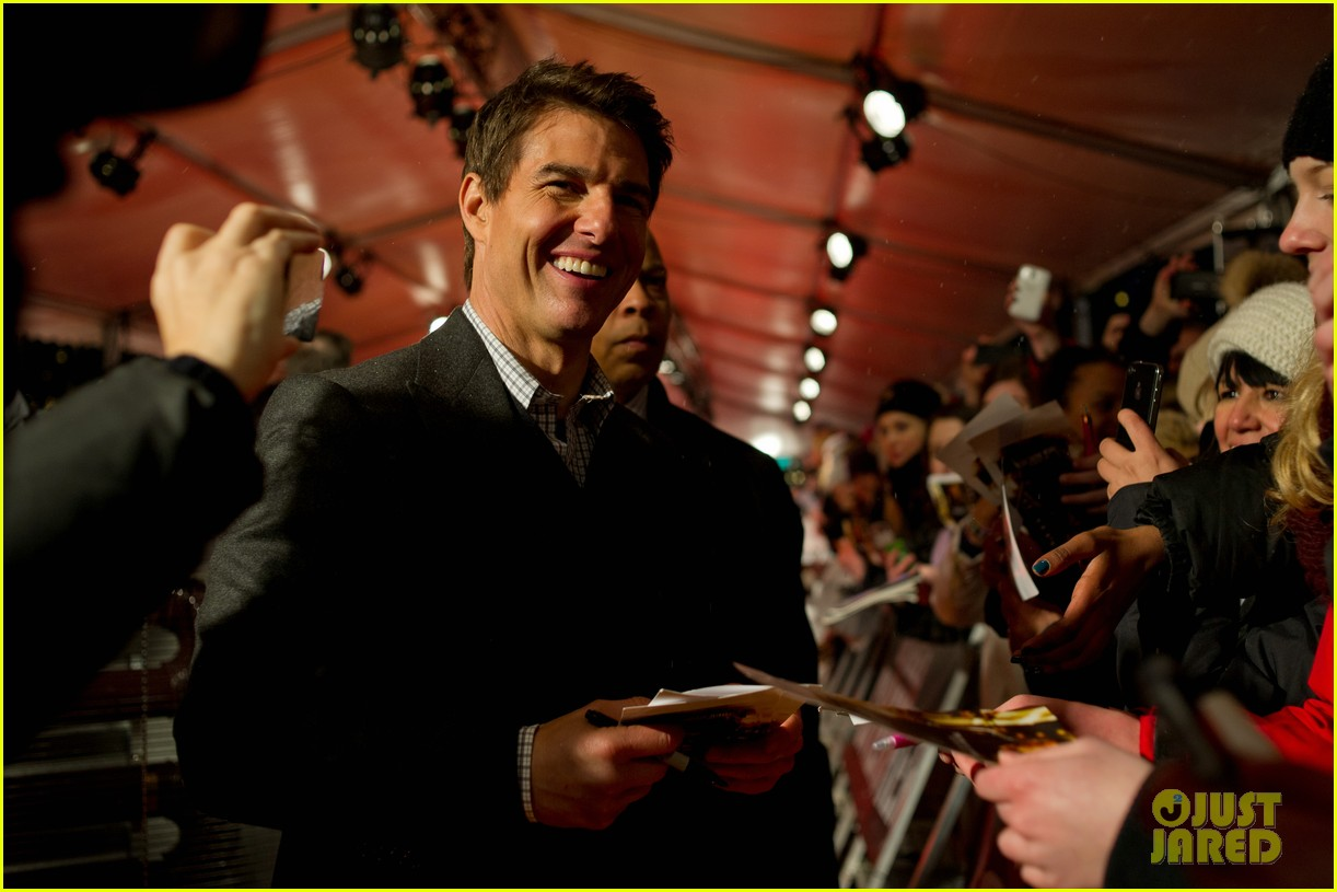 tom cruise jack reacher stockholm premiere 092774101