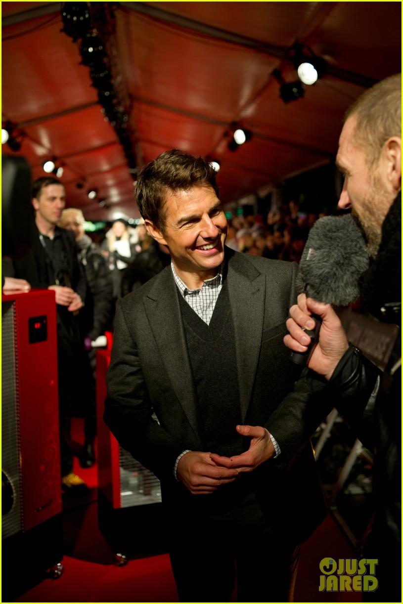 tom cruise jack reacher stockholm premiere 122774104