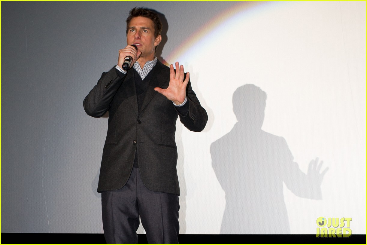 tom cruise jack reacher stockholm premiere 252774117