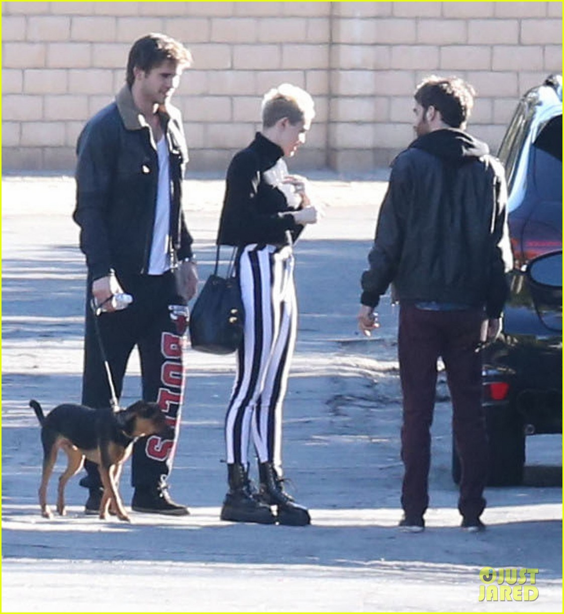 miley cyrus liam hemsworth post christmas family gathering 062781132
