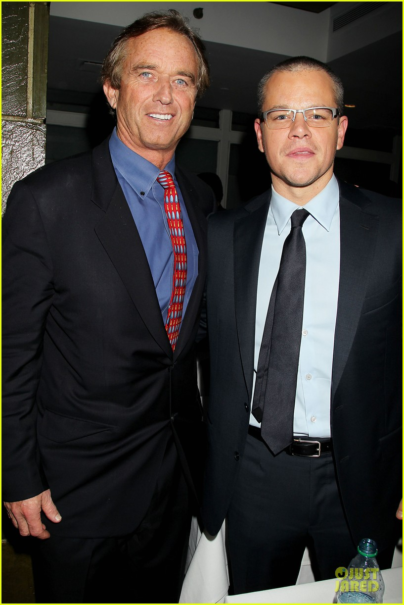 matt damon john krasinski promised land new york premiere 30