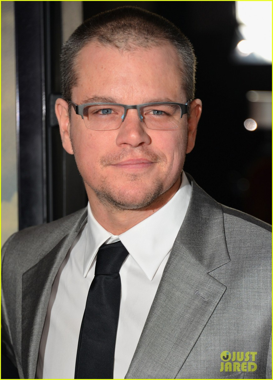matt damon john krasinski promised land premiere 02