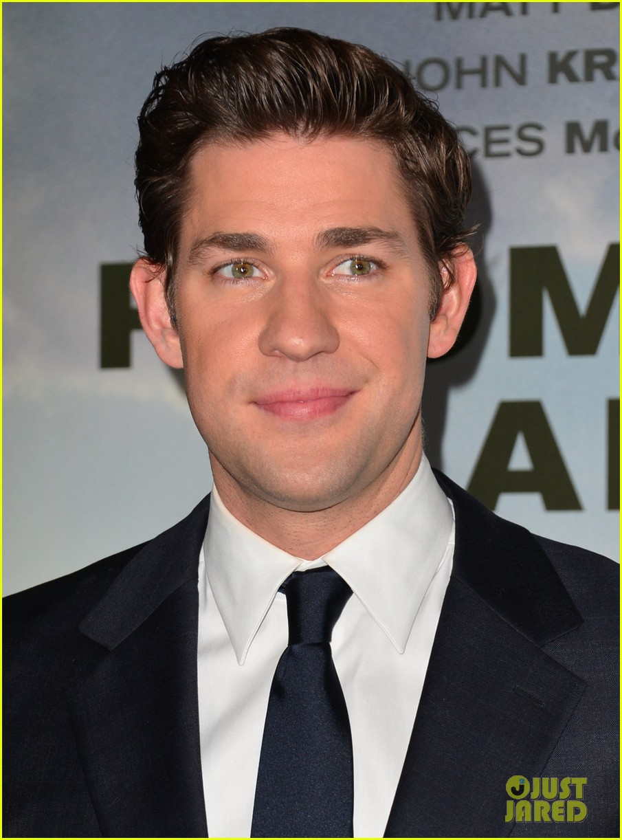 matt damon john krasinski promised land premiere 13