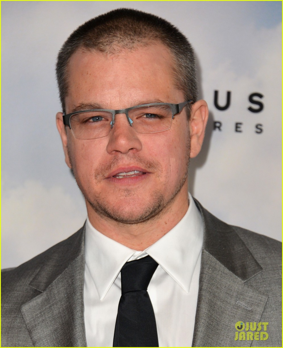 matt damon john krasinski promised land premiere 242771088