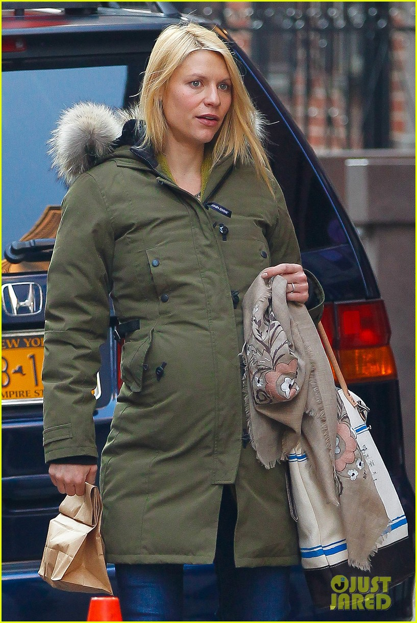 claire danes mandy patinkin cant wait for baby 012775804