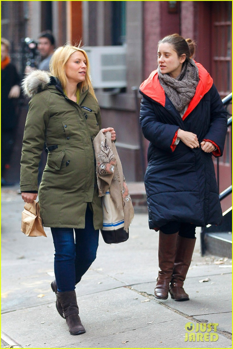 claire danes mandy patinkin cant wait for baby 032775806