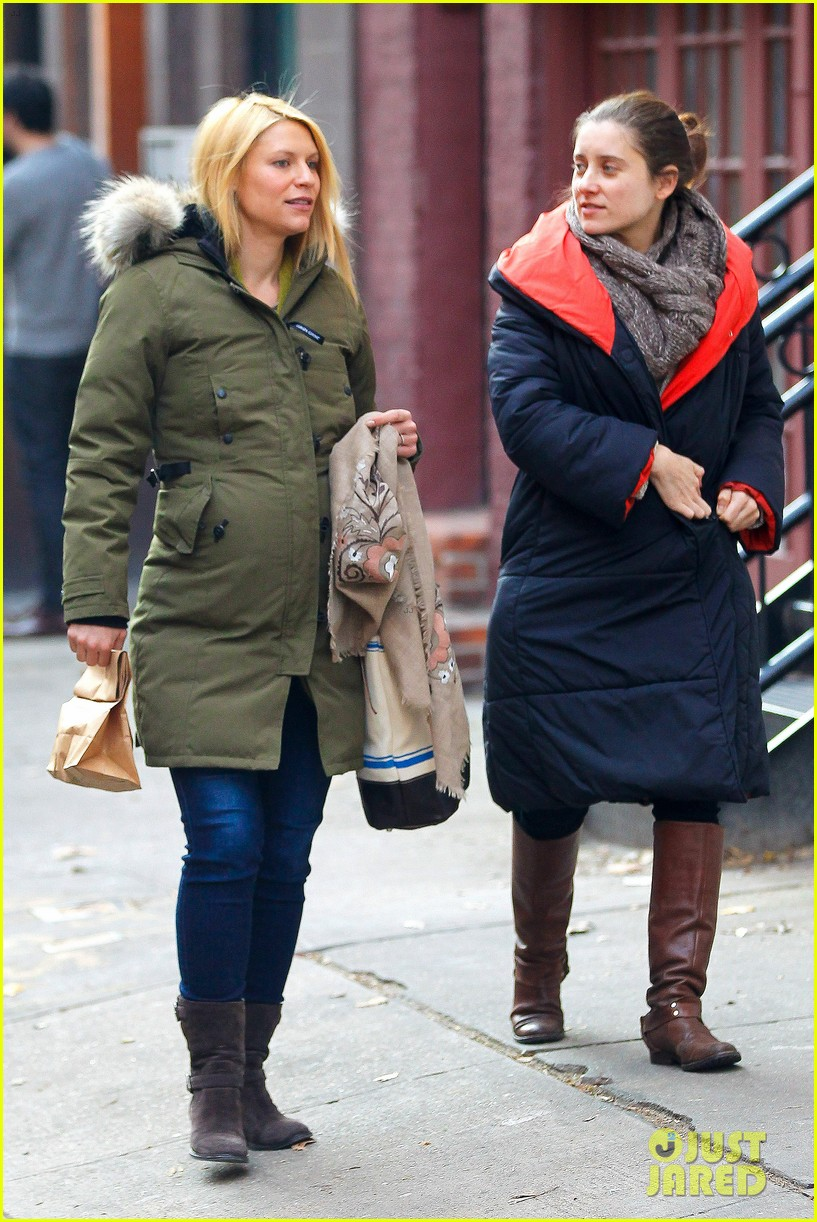claire danes mandy patinkin cant wait for baby 102775813