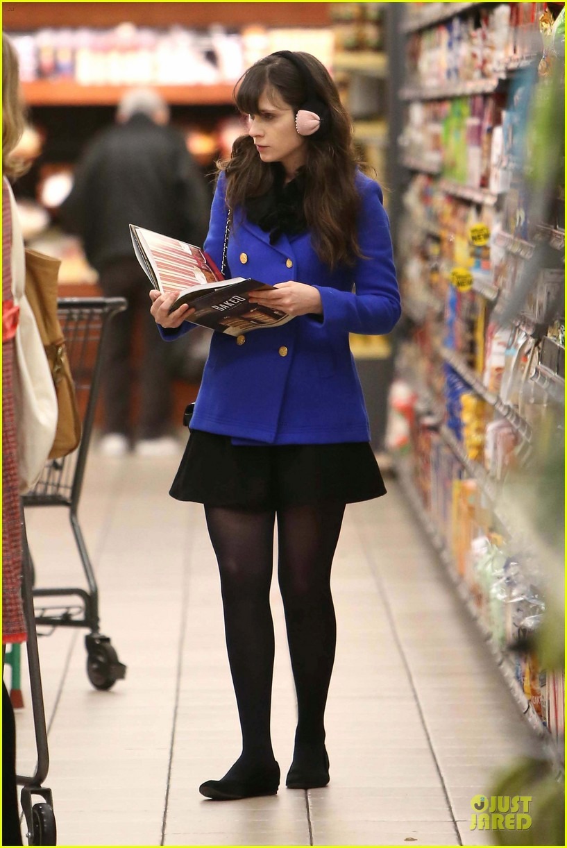 zooey deschanel baked elements reader 152782802