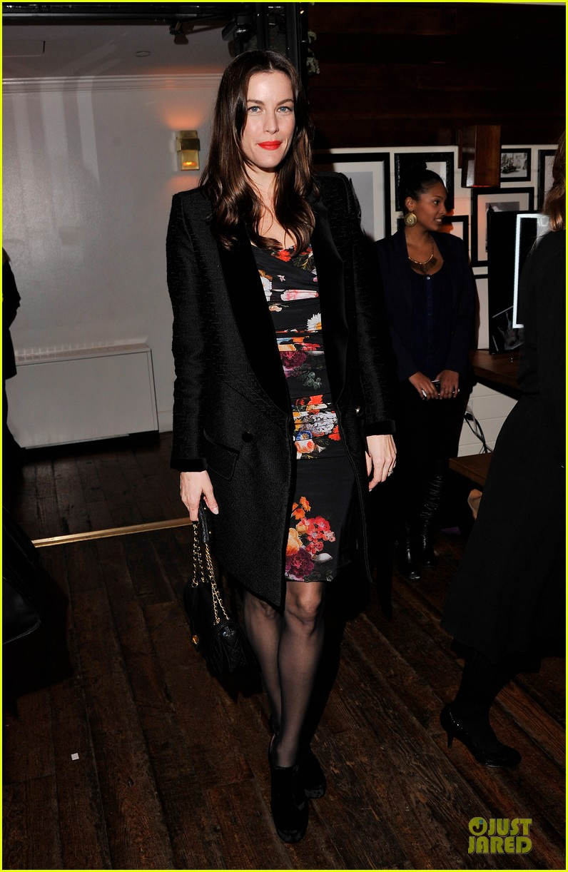 cameron diaz liv tyler django unchained screening after party 012774339