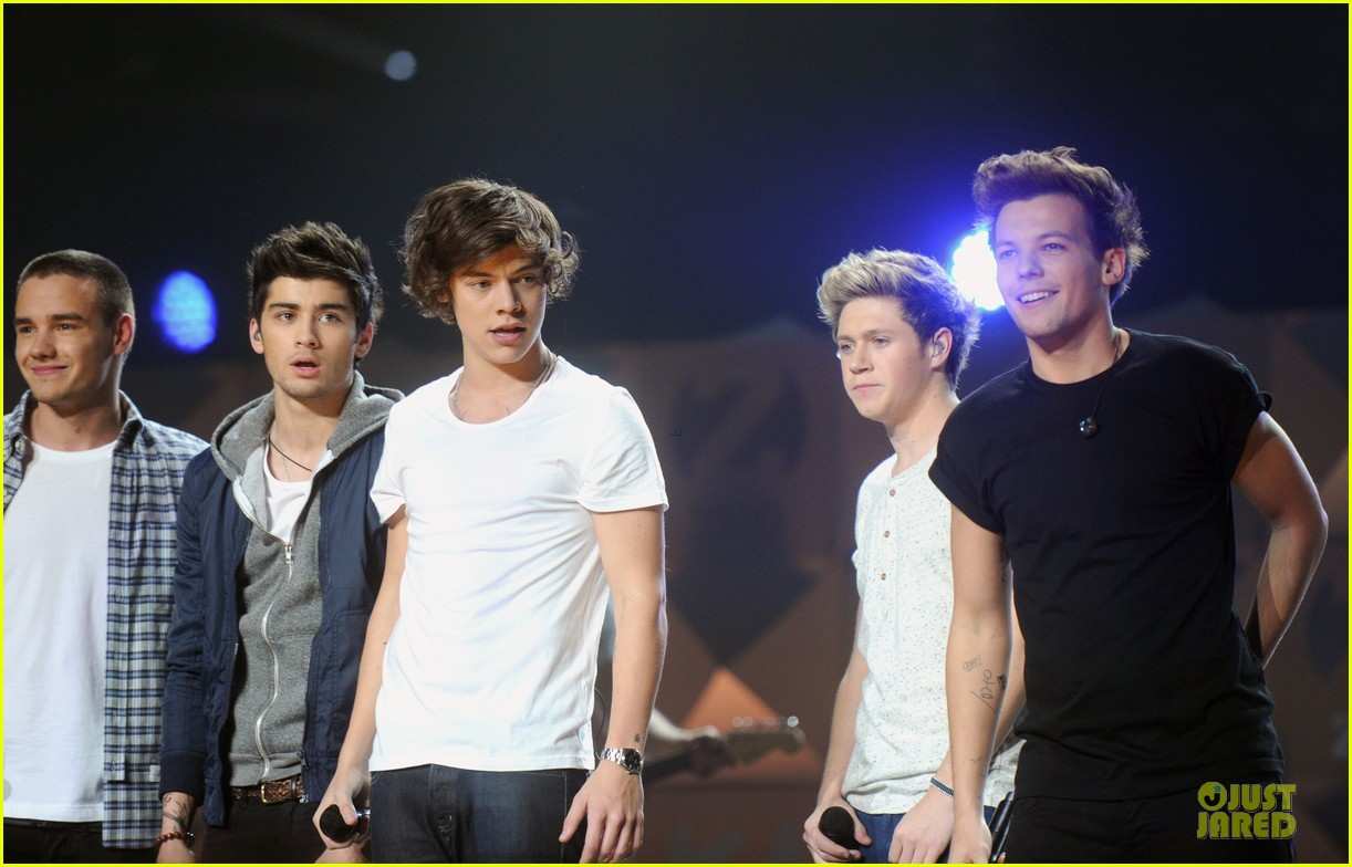 one direction zl00 jingle ball 2012 092771558