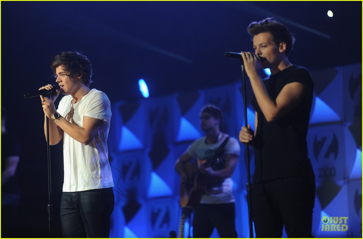 one direction zl00 jingle ball 2012 11