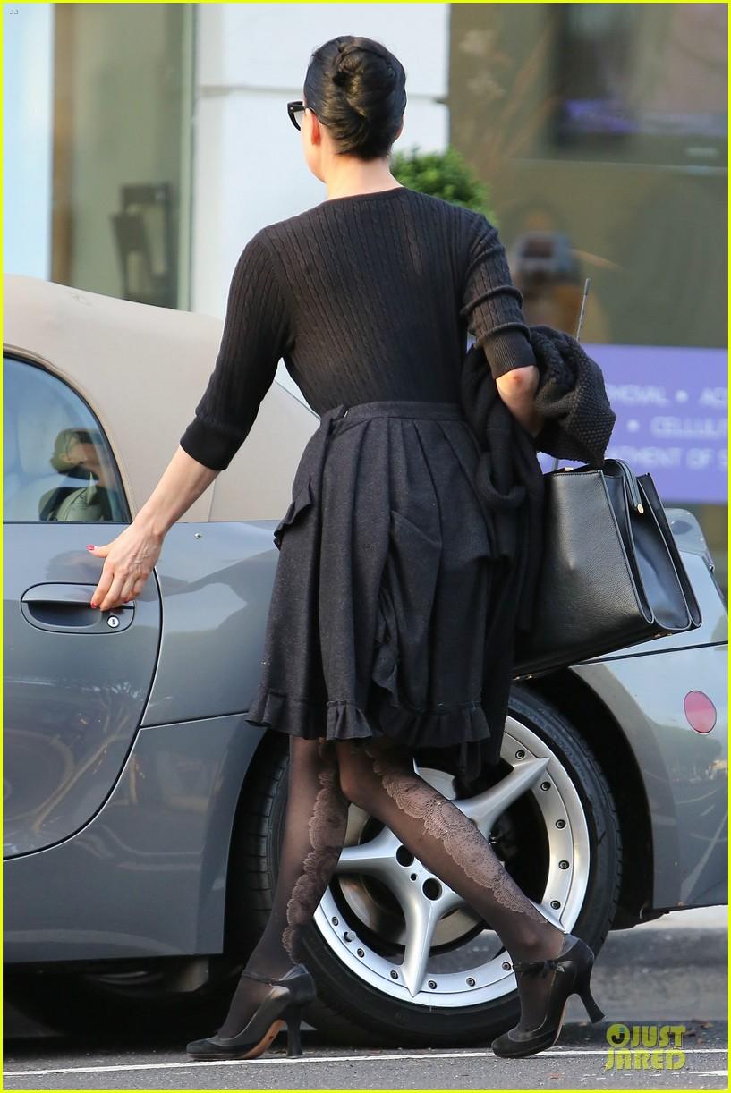 dita von teese is fascinated by vintage lingerie 052769262
