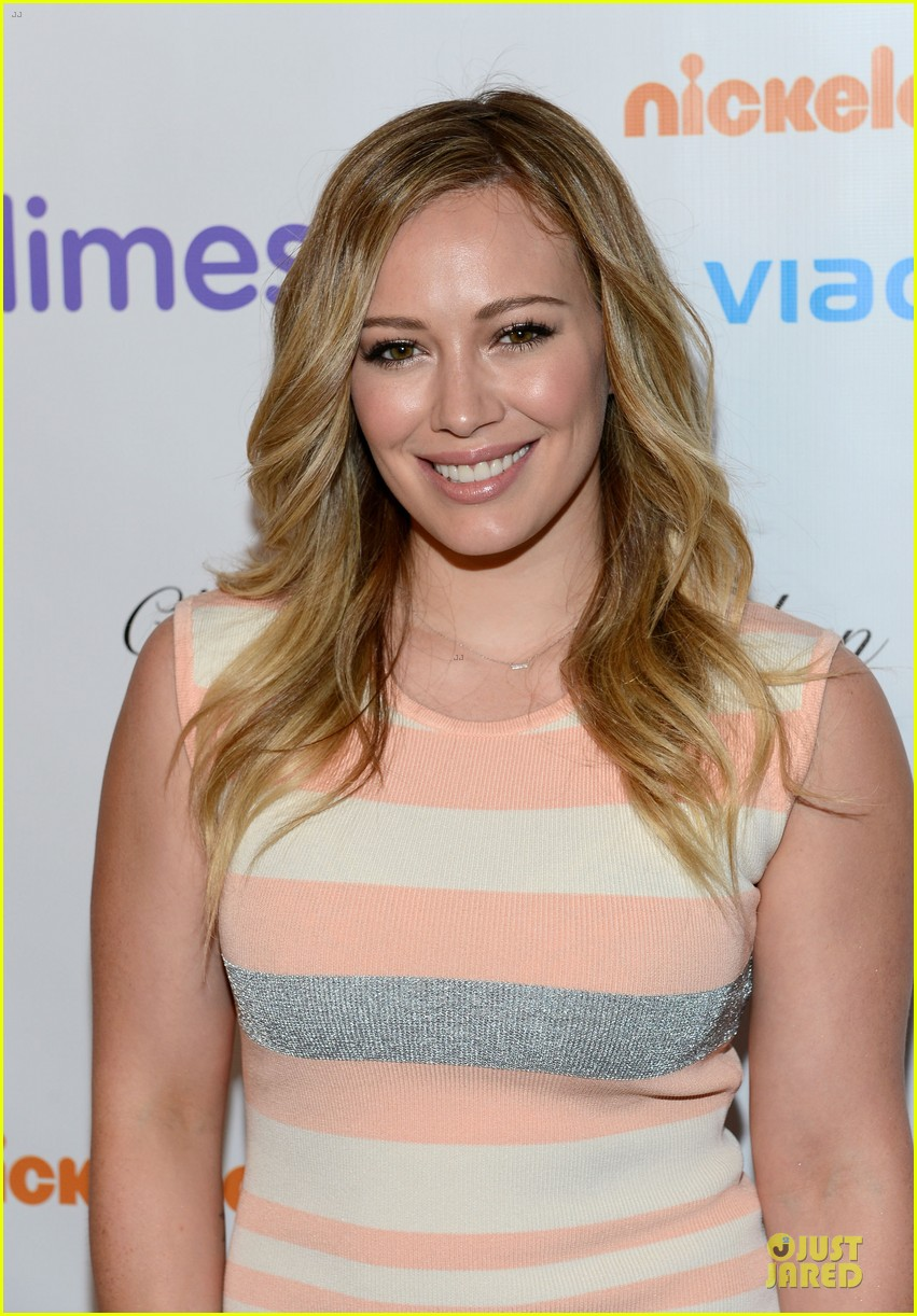 hilary duff mike comrie march of dimes 2012 09